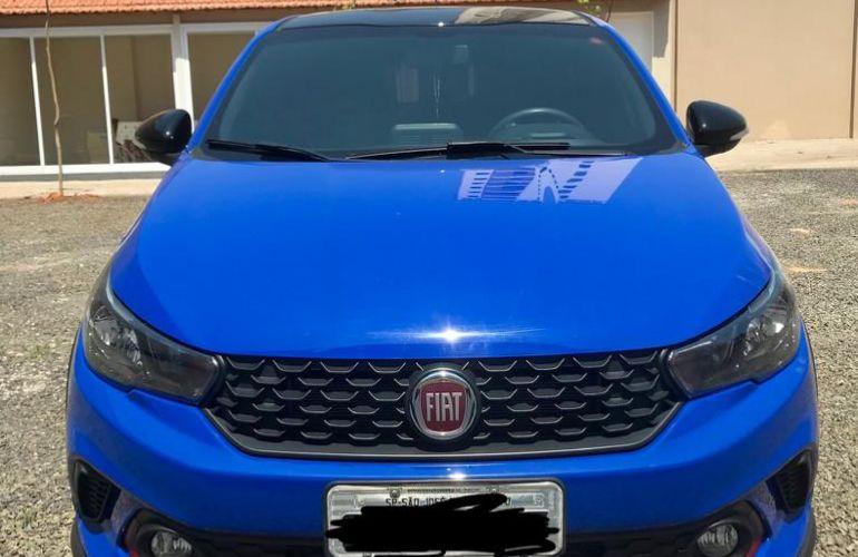 Fiat Argo HGT Opening Ed. Mopar 1.8 E.Torq AT6 (Flex) - Foto #10