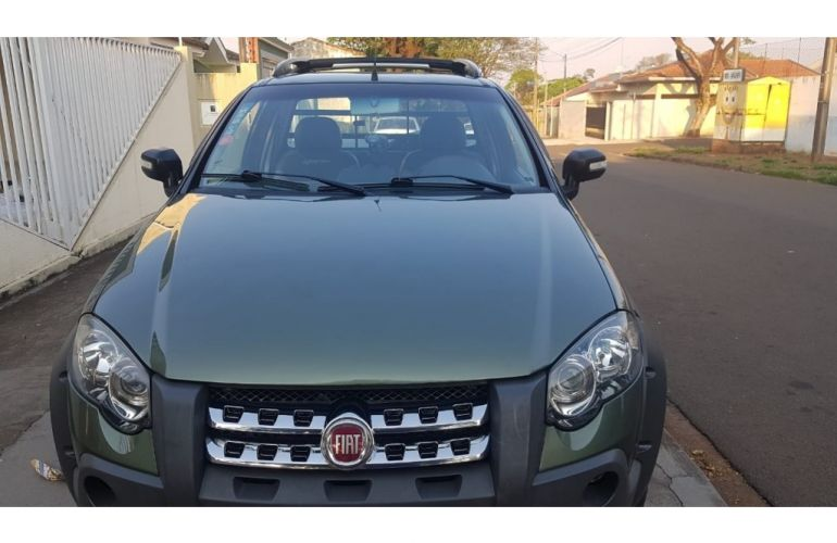 Fiat Strada Adventure 1.8 8V (Cabine Estendida) - Foto #10