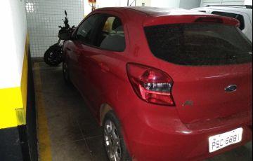 Ford Ka Hatch SEL 1.5 16v (Flex) - Foto #7