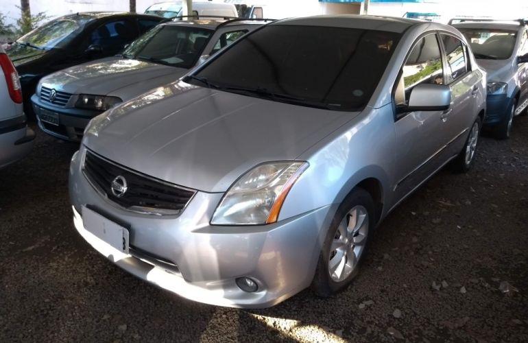Nissan Sentra S 2.0 16V (flex) (aut) - Foto #1