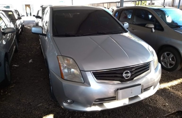 Nissan Sentra S 2.0 16V (flex) (aut) - Foto #2