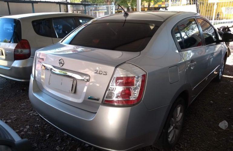 Nissan Sentra S 2.0 16V (flex) (aut) - Foto #5