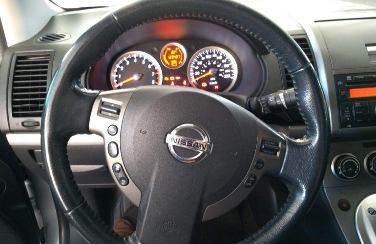 Nissan Sentra S 2.0 16V (flex) (aut) - Foto #8