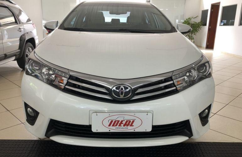 Toyota Corolla Sedan Altis 2.0 16V (flex) (aut) - Foto #1
