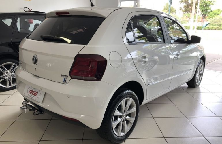 Volkswagen Gol 1.6 MSI Highline (Flex) - Foto #5