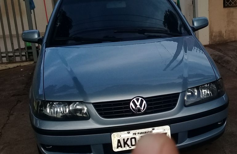 Volkswagen Parati Sunset 16V 1.0 MI - Foto #1