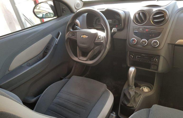 Chevrolet Agile Effect 1.4 (Flex) - Foto #6