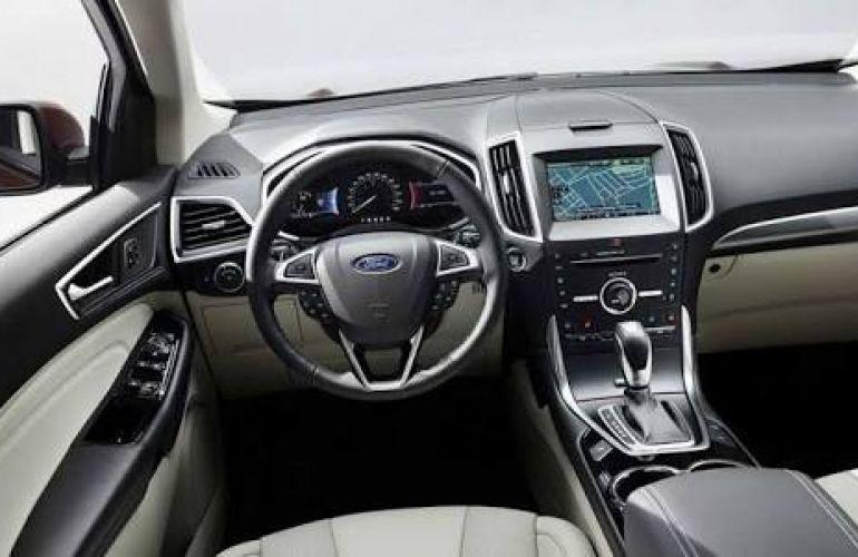 Ford Edge 3.5 V6 SEL FWD (Aut) - Foto #5