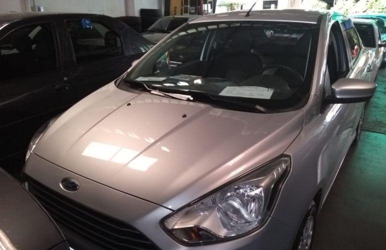 Ford Ka Sedan Advanced 1.5 16v (Flex) - Foto #1