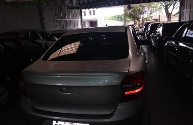 Ford Ka Sedan Advanced 1.5 16v (Flex) - Foto #4