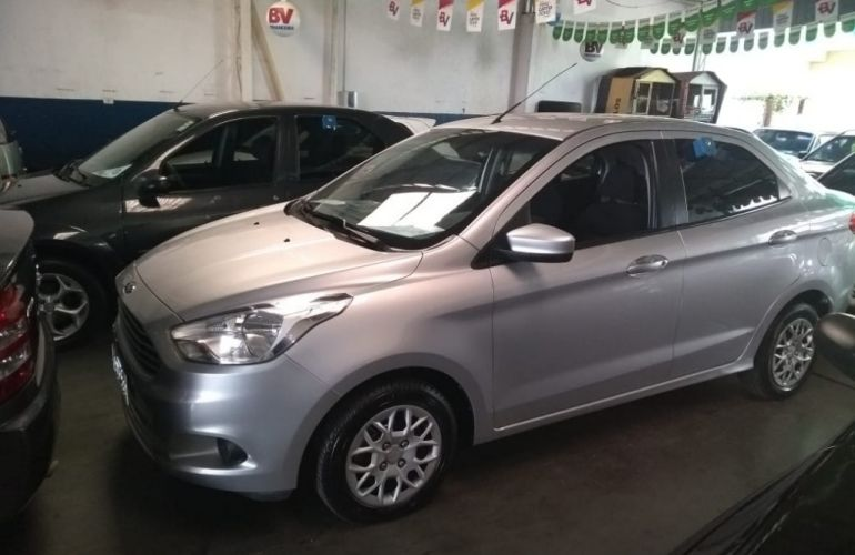 Ford Ka Sedan Advanced 1.5 16v (Flex) - Foto #6