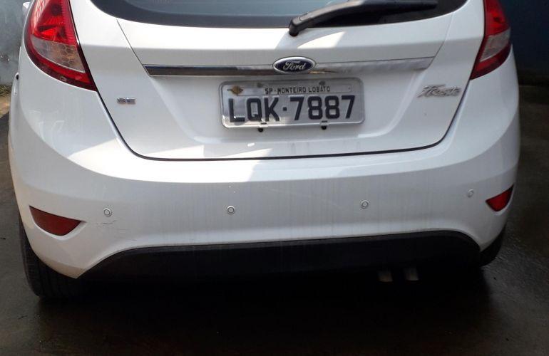 Ford New Fiesta Hatch SE 1.6 16V (Flex) - Foto #2