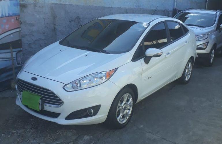 Ford New Fiesta Sedan 1.6 SE (Flex) - Foto #2