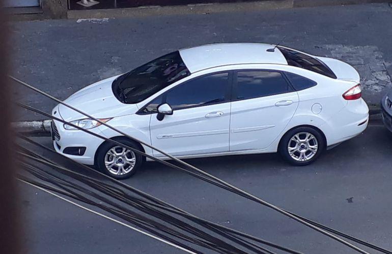 Ford New Fiesta Sedan 1.6 SE (Flex) - Foto #1