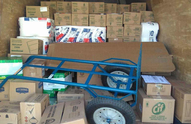 Ford Transit Furgão Longo - Foto #6