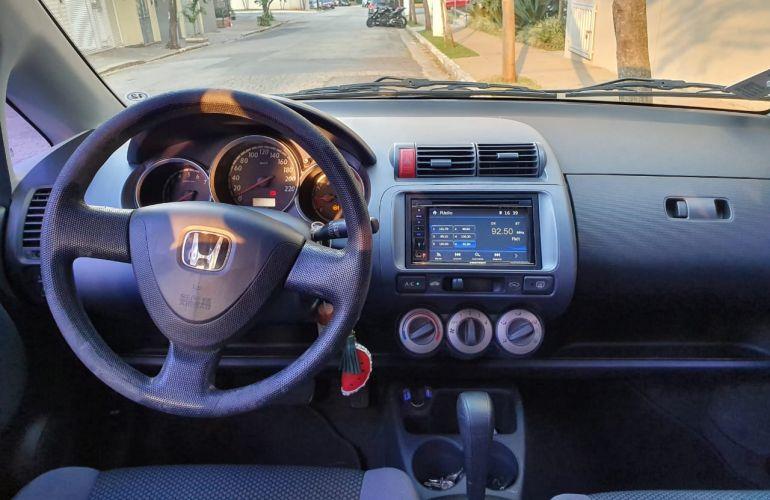 Honda Fit LX 1.4 (aut) - Foto #5