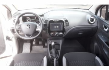 Renault Captur Zen 1.6 16v SCe - Foto #10