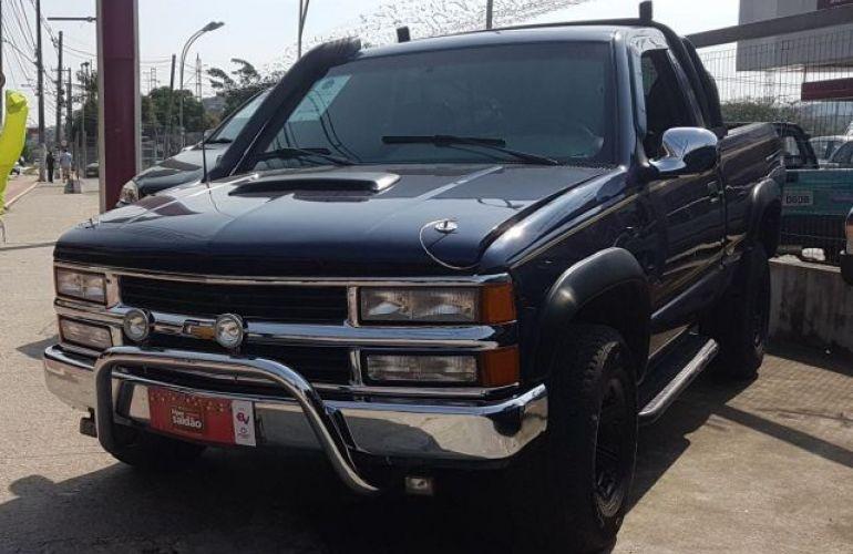 Chevrolet Silverado DLX 4X2 Cabine Simples 4.1 Mpfi 18V - Foto #3