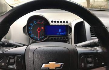 Chevrolet Sonic Hatch LTZ (Aut)