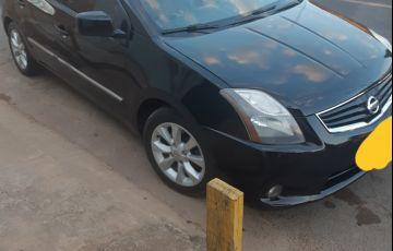 Nissan Sentra SR 2.0 16V CVT (Flex)