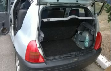 Renault Clio Hatch. RL 1.0 8V - Foto #7