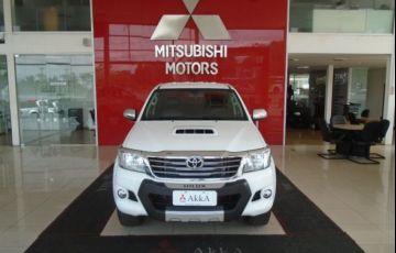 Toyota Hilux SRV 4X4 Cabine Dupla 3.0 Turbo Intercooler 16V - Foto #2