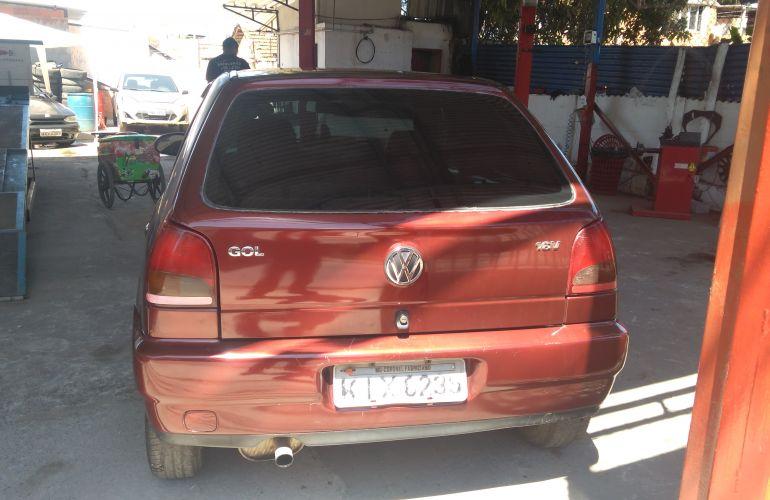 Volkswagen Gol 1.0 MI 16V Série Ouro - Foto #3