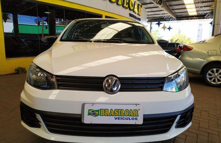 Volkswagen Gol 1.6 MSI Trendline (Flex) - Foto #2