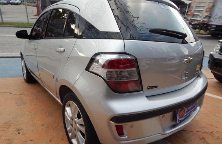 Chevrolet Agile LTZ 1.4 Mpfi 8V Econo.Flex - Foto #8