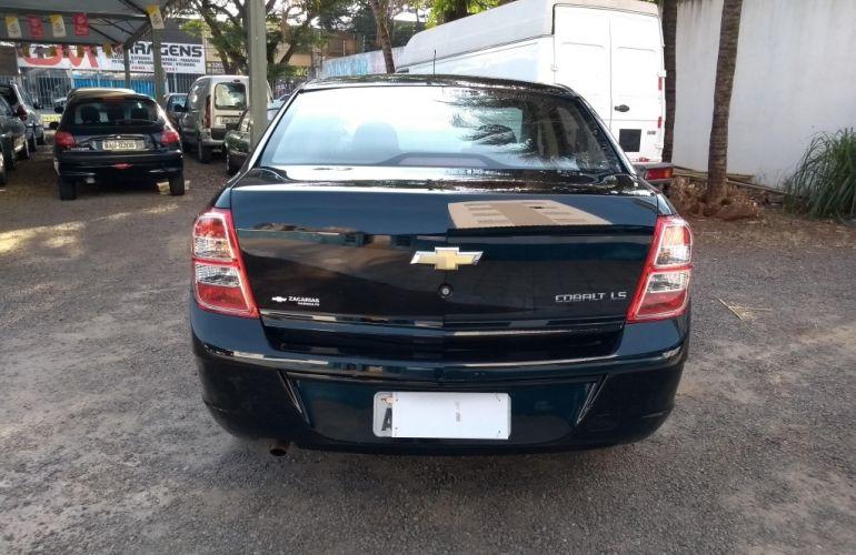 Chevrolet Cobalt LS 1.4 8V (Flex) - Foto #4