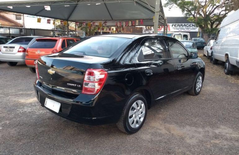 Chevrolet Cobalt LS 1.4 8V (Flex) - Foto #6