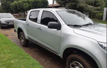 Chevrolet S10 LS 2.4 4x2 (Cab Dupla) (Flex)