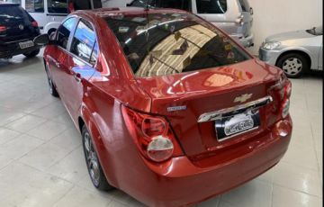 Chevrolet Sonic Sedan LTZ 1.6 (Aut) - Foto #3