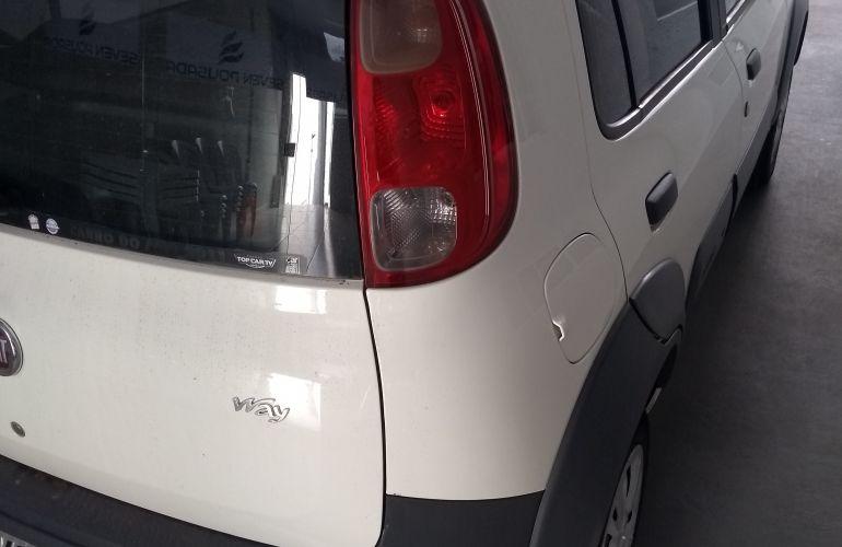 Fiat Uno Way 1.0 8V (Flex) 4p - Foto #4