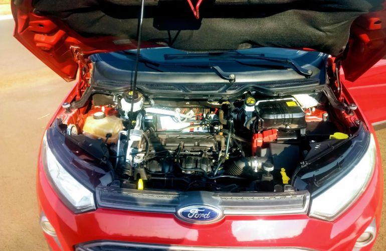 Ford Ecosport Freestyle 1.6 16V (Flex) - Foto #8