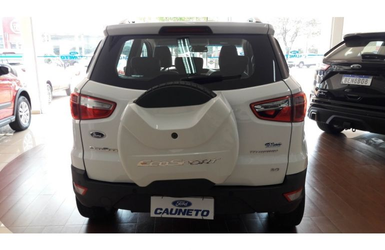 Ford EcoSport Titanium 2.0 16V (Aut) (Flex) - Foto #6