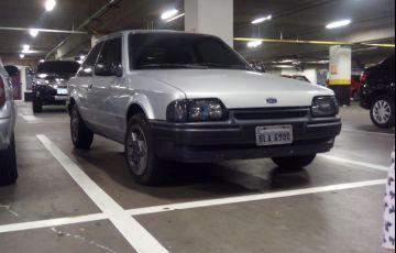 Ford Escort Hatch GL 1.8 - Foto #4