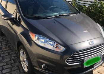 Ford New Fiesta Sedan 1.6 SEL (Aut) (Flex)