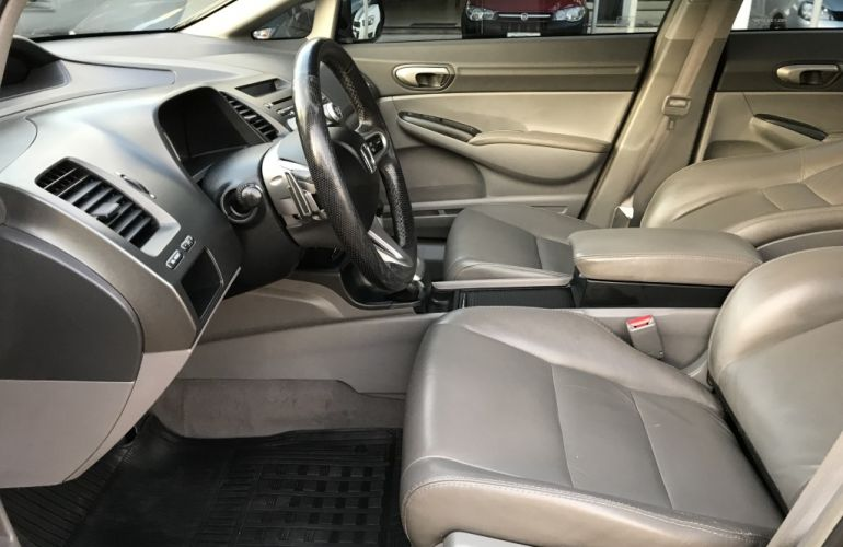 Honda New Civic LXL 1.8 16V (Couro) (Aut) (Flex) - Foto #7