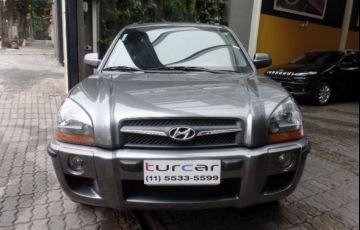 Hyundai Tucson GLS 2.0 Flex - Foto #4