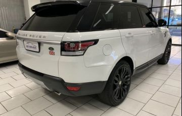 Land Rover Range Rover Sport HSE 4X4 TURBO 3.0 V6 24V - Foto #6