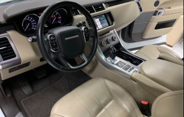 Land Rover Range Rover Sport HSE 4X4 TURBO 3.0 V6 24V - Foto #9