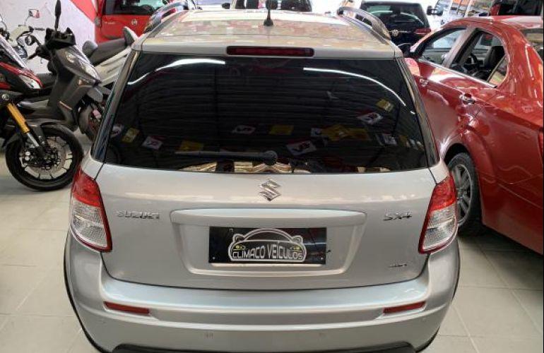 Suzuki SX4 2.0 16V 4WD (Aut) - Foto #9