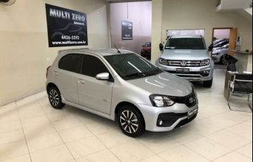 Toyota Etios XLS-AT 1.5 16V Flex