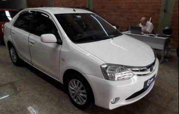 Toyota Etios Sedan XLS 1.5 (Flex) - Foto #4