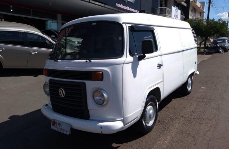Volkswagen Kombi Furgao 1.4 (Flex) - Foto #4