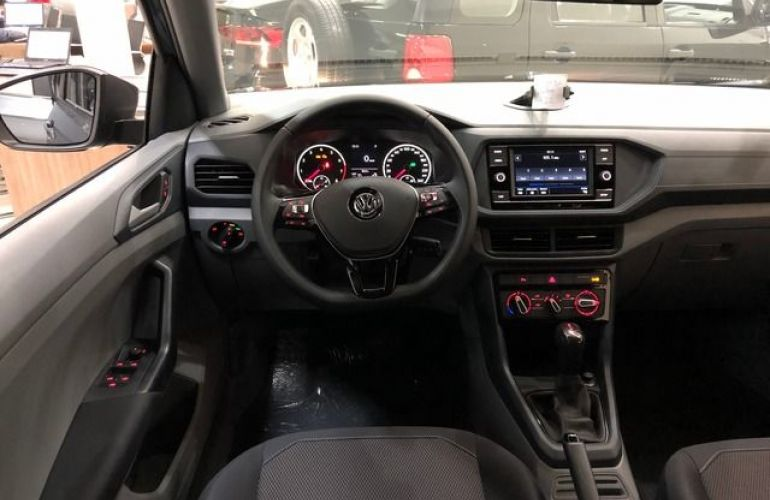 Volkswagen T-Cross 200 TSI 1.0  TOTAL Flex AUT - Foto #3