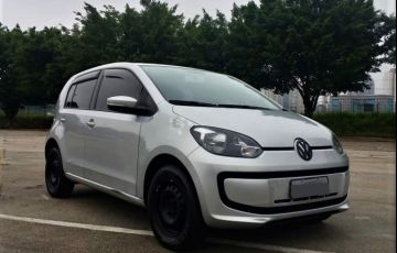 Volkswagen Up! 1.0 12v E-Flex move up! 4p - Foto #2