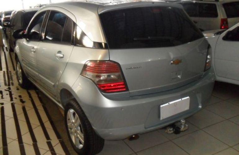 Chevrolet Agile LTZ 1.4 Mpfi 8V Econo.Flex - Foto #9