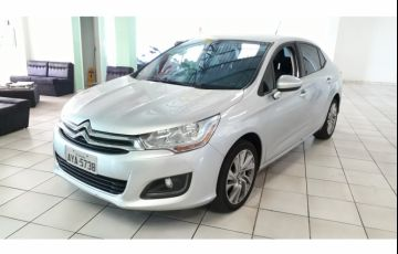 Citroën C4 Lounge Tendance 2.0 16V (Flex) (Aut)